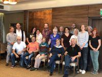 Gruppenfoto mit den Teilnehmern in Cuxhaven
