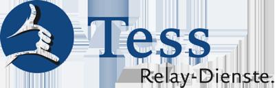 Logo der Tess-Relay-Dienste